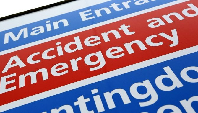 NHS A&E wait times worst on record as health service attempts to cope with increasing demand